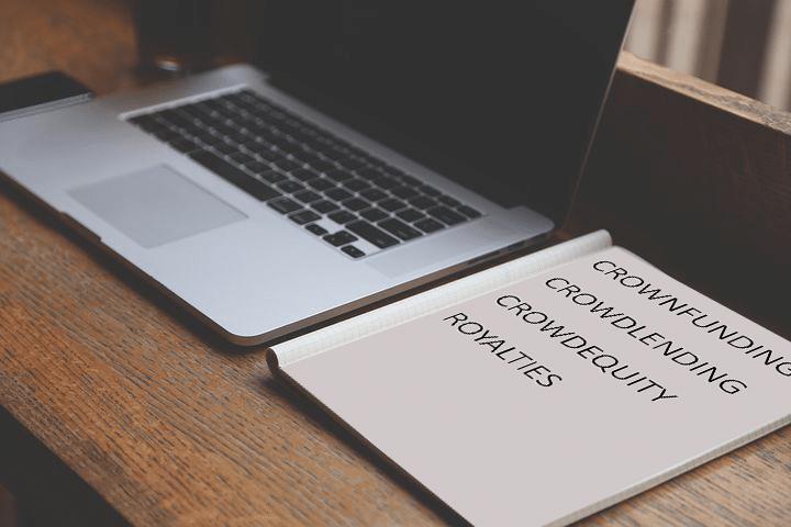 Les diverses formes de crowdfunding